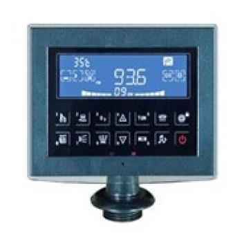 Funciones de Control bañera pantalla con alta tecnología de masaje bañera de componentes