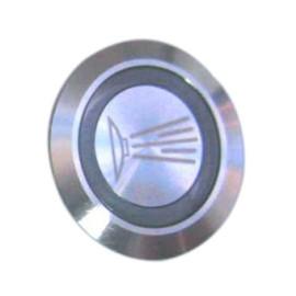 De acero inoxidable separada jacuzzi Whirlpool bomba botón de Control de Spa masaje del Panel
