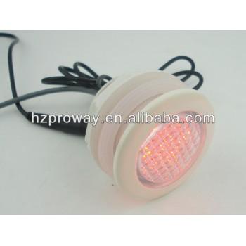Bañera RGB luz cuarto de baño bañera de hidromasaje LED de la lámpara