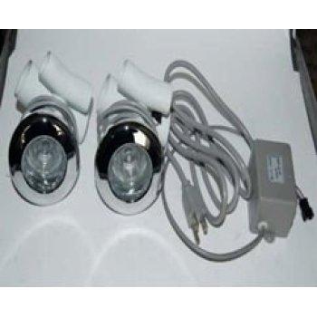 Bañera de hidromasaje Jet con luz cambio del Color del LED Spa bajo el agua LED de la lámpara con CE UL OEM disponible