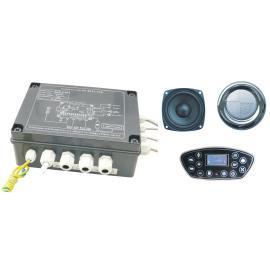 Bañera de masaje de la burbuja de Control regulador del regulador del Panel para calentador de la bomba de ozono CD