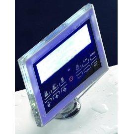 Piscina de hidromasaje de componentes de Control bañera pantalla con alta tecnología de baño controlador