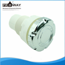 Bañera accesorios de aire , interruptor para tubo de Spa de botón del aire