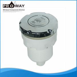 Whirlpool Control del interruptor del aire de la bañera del botón de Spa