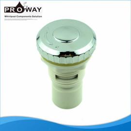 Bañera de aire de piezas de botón de Control de hidromasaje interruptor