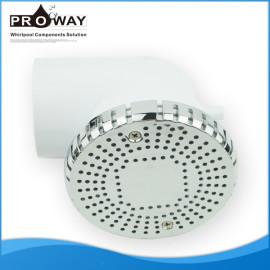Para bañera de hidromasaje de circulación de agua PVC Body Tub ventosa de succión