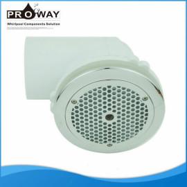 Bañera de hidromasaje de componentes PVC caliente Tub ventosa de succión de retorno de agua
