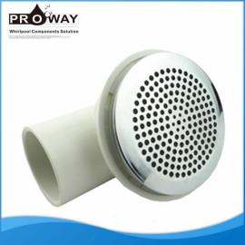 Pvc bañera SPA componente de hidromasaje de retorno de agua
