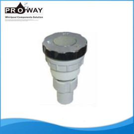 Bañera piezas de aire interruptor de 2 funciones de hidromasaje botón de Control