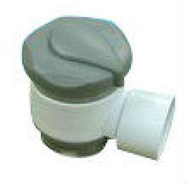 Abs + PVC SPA piezas con T - adaptador de controlador de flujo de aire
