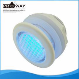 Whirlpool componente de luz bajo el agua Spa bañera de la lámpara LED