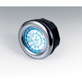 Bañera bajo el agua LED de la lámpara 7 colores bañera de hidromasaje incrustado luz