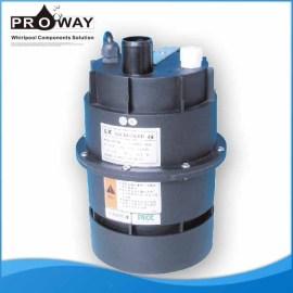 Whirlpool sistema de bañera de hidromasaje de componentes bomba de aire eléctrica