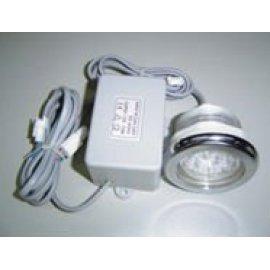 Whirlpool RGB LED de la lámpara con CE bañera de luz bajo el agua