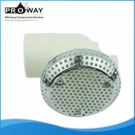 Hidromasaje masaje componente de Spa de agua de PVC de aspiración