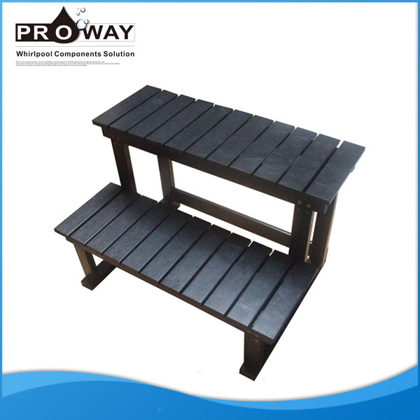 71*52*54cm PS Swim SPA Step   China Steps Other Accessories Manufacturer    HANGZHOU PROWAY INDUSTRY CO., LTD.
