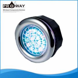 Spa conjunto de la lámpara LED bañera luz