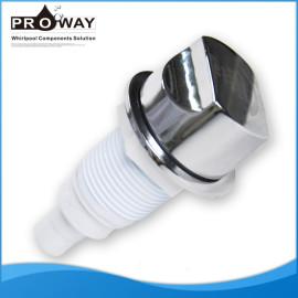 3 mm de diámetro exterior del tubo de conexión de hidromasaje jacuzzi hidromasaje interruptor del aire
