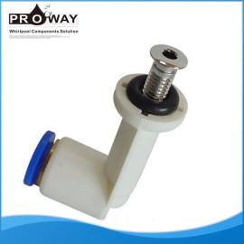 Aj601 diámetro 9 mm de aire sistema de Control de agua de chorro de aire
