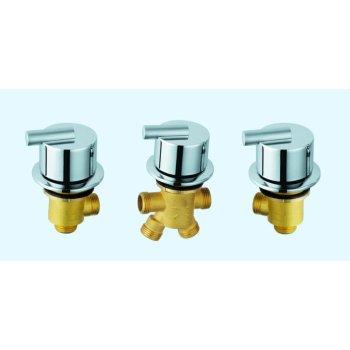 Piscina de hidromasaje mezclador de la bañera Set para caliente mezcla de agua fría
