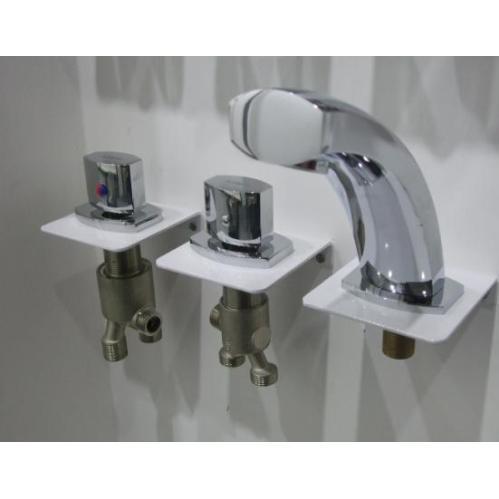 whirlpool componet spa de douche 4 trous baignoire robinet m langeur m langeur baignoire. Black Bedroom Furniture Sets. Home Design Ideas