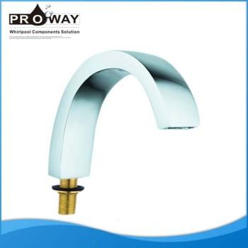 Bañera caño de hidromasaje Spa agua del grifo de mezcla