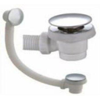 65 mm con desbordamiento cojín del cuerpo y pop up del cuerpo bañera escurridor