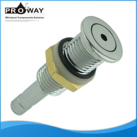 8 mm de secado rápido de acción de acoplamiento de la bañera de hidromasaje piezas de la boquilla de aire