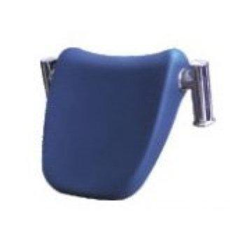Pw-09 el más nuevo diseño de la PU de baño azul cuello almohada