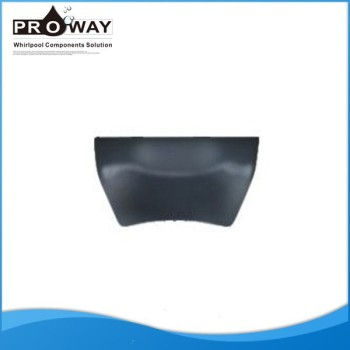 Alta calidad suave moda a prueba de agua de baño de diseño del cuello de la PU almohada