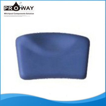 Alta calidad azul Spa bañera de hidromasaje bañera de masaje almohada