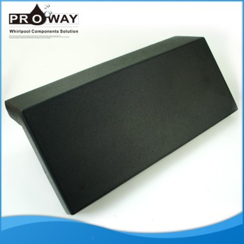 Cuadrado negro componentes electrónicos de Spa bañera de hidromasaje bañera de masaje almohada