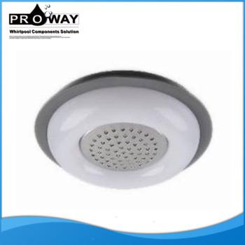 10 mm de diámetro accesorios luz cabeza de ducha