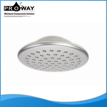 110 mm de diámetro de ducha del cuarto de baño cabeza de ducha