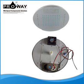 250 mm de diámetro accesorios cabeza la cabeza de ducha