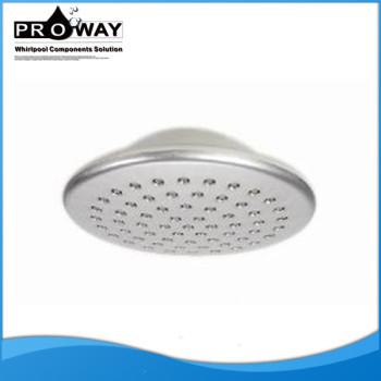 Accesorios de baño de alta aerosol ABS plástico cabeza de la ducha