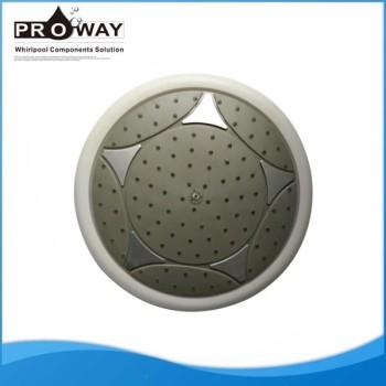 Ducha ducha superior cabeza con LED