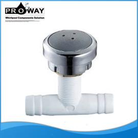 Últimas ABS ahorro de agua de pulverización de chorro de ducha