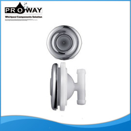 Pulverizador de chorro de agua de entrada de 10 mm Spa masaje de chorro de agua