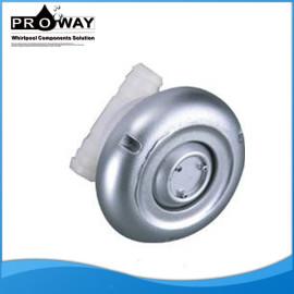 Ducha de hidromasaje Jet ABS plástico de la buena calidad pared de la ducha Jet