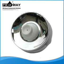 Diámetro 54 mm cromo ABS cascada boquilla
