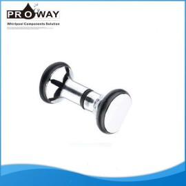 Mango de plástico accesorios de la ducha dimensión : L = 80 mm de la puerta del baño