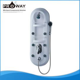 110 * 36 CM de agua fría y caliente de la palanca de Control inteligente del Panel de ducha