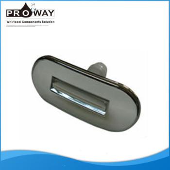 Construcción y bienes raíces utilizado para ducha alta calidad del tubo de salida