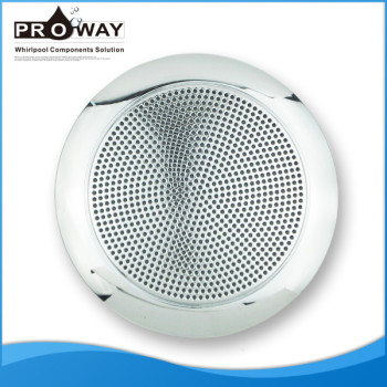 Ventilación del ventilador de Material ABS de partes de la cabina