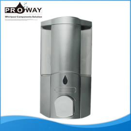 Proway China fuente de alimentación alta calidad aseo recipiente de jabón