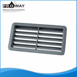 Piezas de baño ABS del ventilador protectores del ventilador de malla