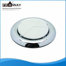 380 mm accesorios para el cuarto de brillante de ventilación de acrílico del ventilador