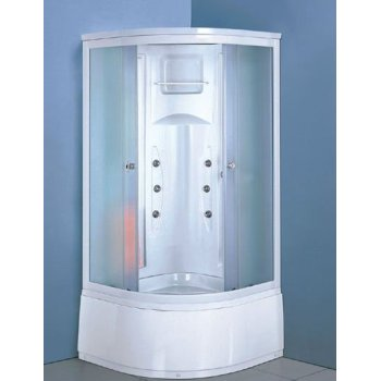 Caliente venta moderna mampara de ducha cabina de ducha de baño