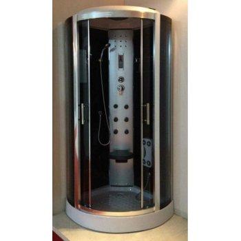 8014 nuevo diseño de la fábrica cabina de ducha con ducha
